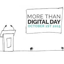 More than Digital Day, un nouveau venu dans le calendrier