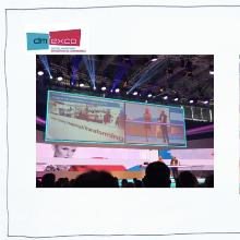 An entertaining Paul Bulcke at DMEXCO 2016