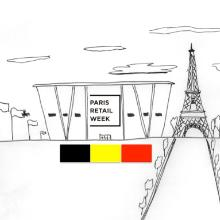 Belgians invade Paris Retail Week