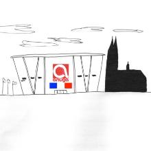Seven French pavilions at Anuga