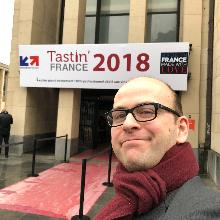 Tastin France and the launch of the Market Place French Cellar