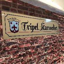 20CENT Style Tripel Karmeliet is equal to Brewing Beauty