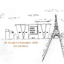 A little tease about Paris Retail Week