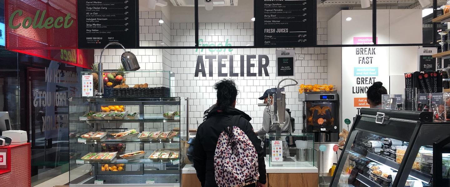 20CENT visits Fresh Atelier the new concept of Delhaize