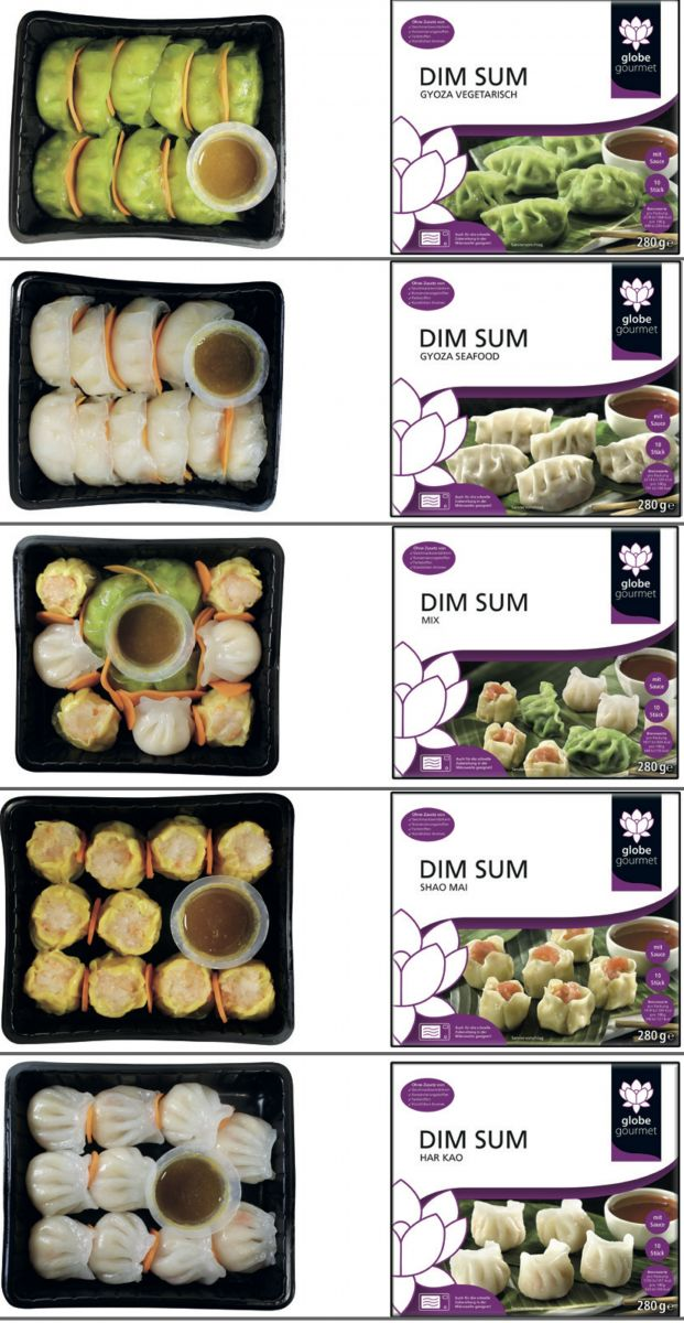 Dim Sum Quick and Easy by Kagerer & Co