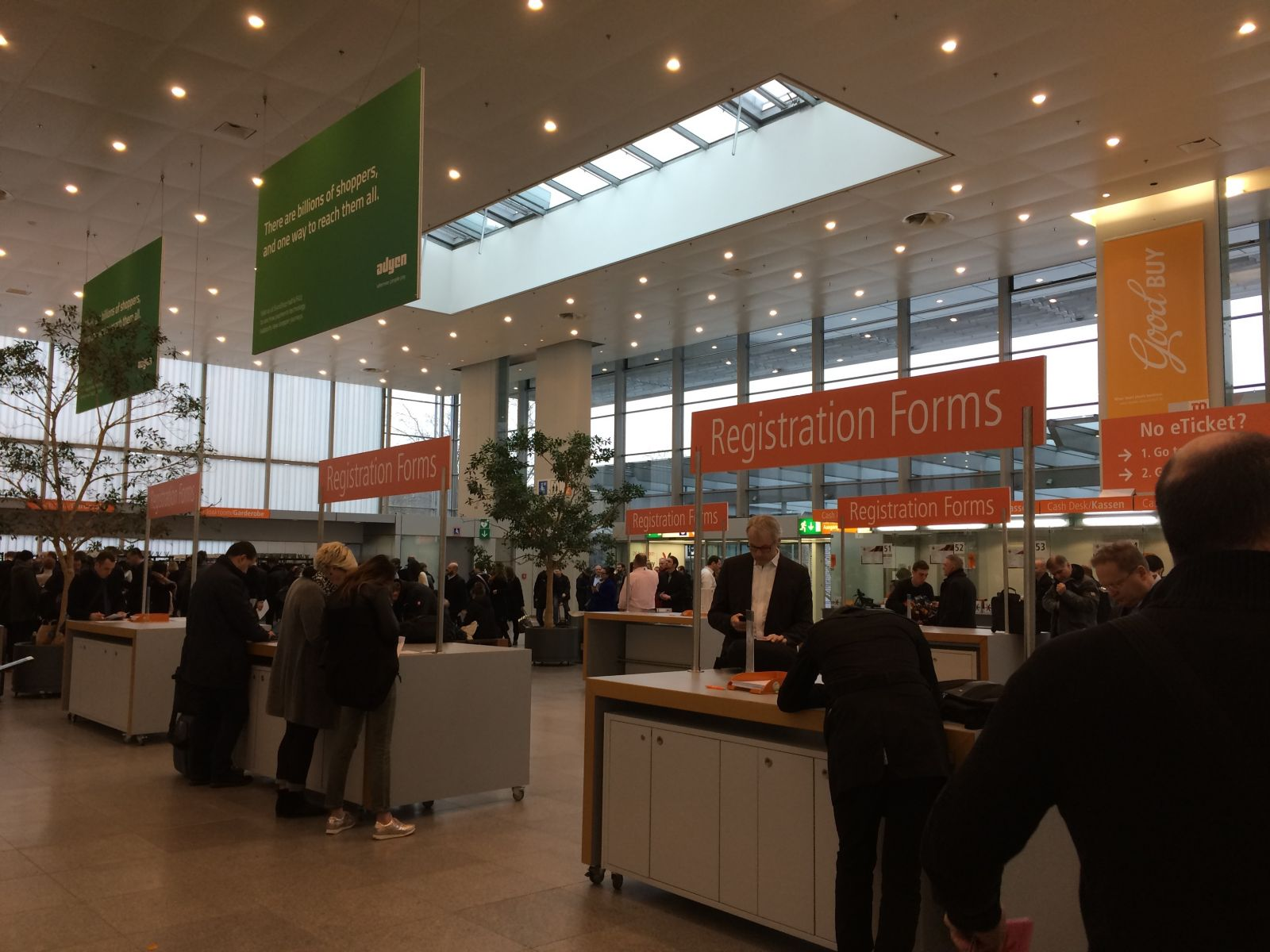 EuroShop Registration
